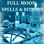 Simple Wiccan Magick Full Moons Spells Rituals