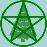 Yule Tree Wicca Winter 2015