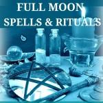 Simple Wiccan Magick Full Moons Spells Rituals