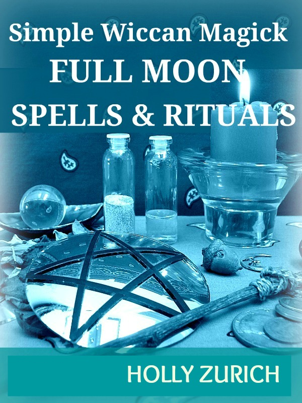 Moon Spells | Simple Wiccan Magick Spells